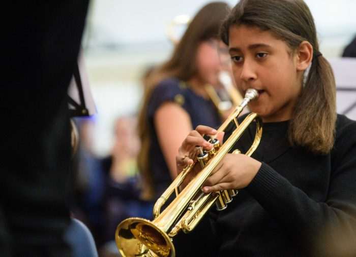 Lewisham Schools Brass Band