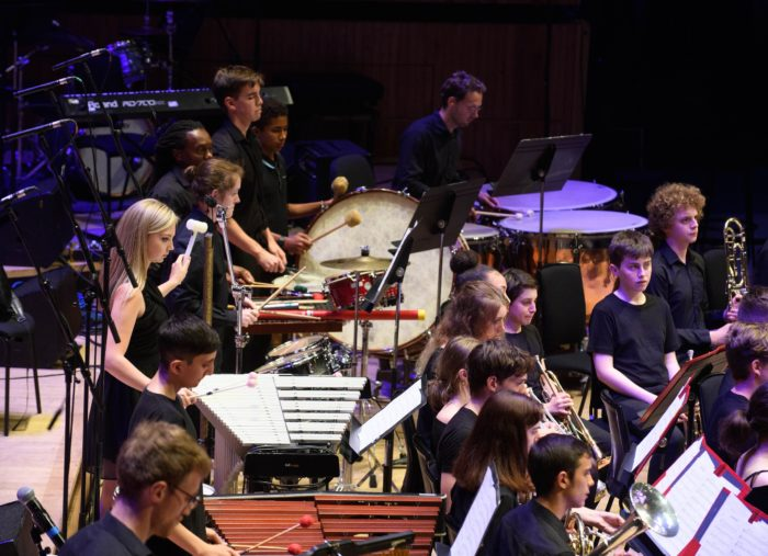 PERCUSSION TUTOR REQUIRED FOR LEWISHAM SCHOOLS CONCERT BAND