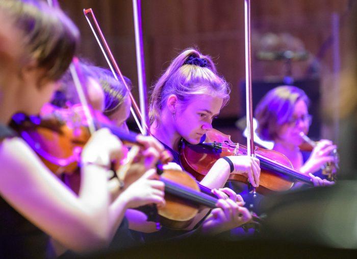 Lewisham Schools String Orchestra