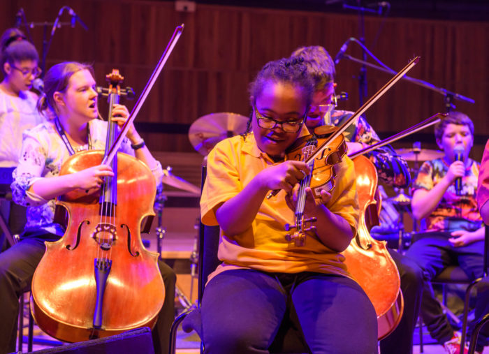 Lewisham Music lead calls for financial stability for Music Education Hubs