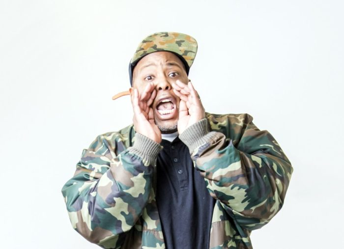 Kenny Baraka (Rapper/Lyricist)