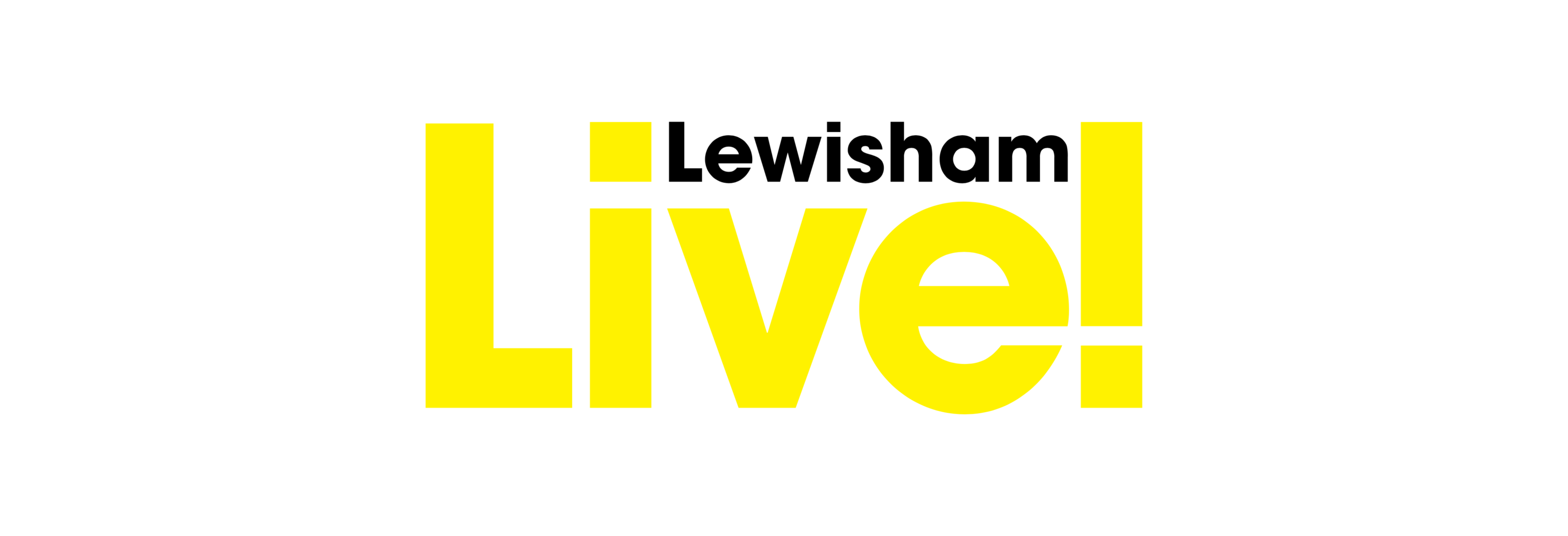 Lewisham Live Festival logo
